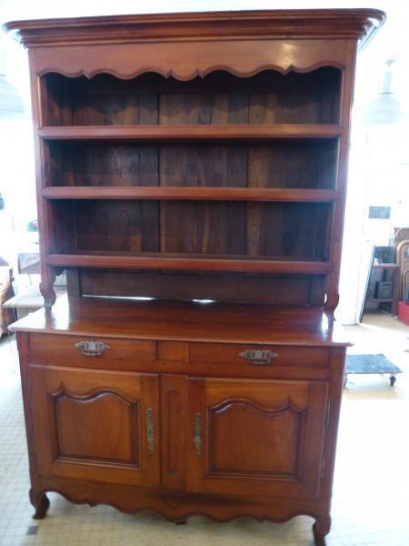 alex r rat antiquit s brocante vaisselier louis xv xixeme. Black Bedroom Furniture Sets. Home Design Ideas